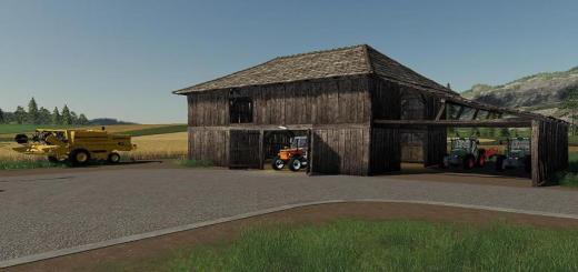 Photo of FS19 – Very Old Barn V1
