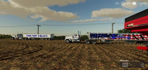 Photo of FS19 – Wilson With Skins V1