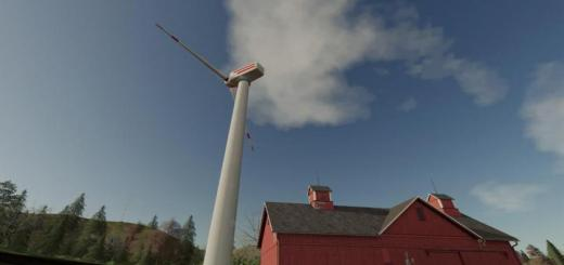 Photo of FS19 – With Wind Turbines V1