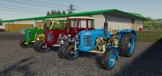 Photo of FS19 – Zetor 3011 Tractor V1