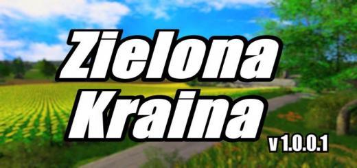 Photo of FS19 – Zielona Kraina Map V1.0.0.1