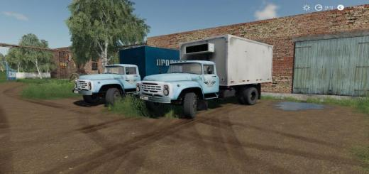 Photo of FS19 – Zil Ref V1
