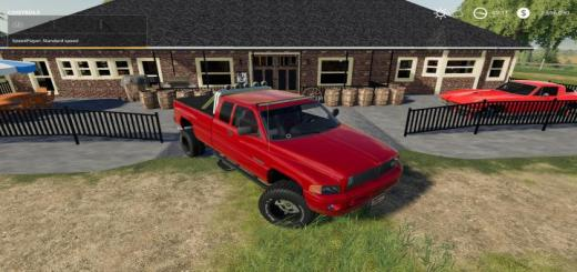 Photo of FS19 – 1993 Dodge Ram 1500 V1