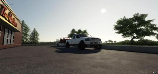 Photo of FS19 – 2007 6.0 Powerstroke V1.1