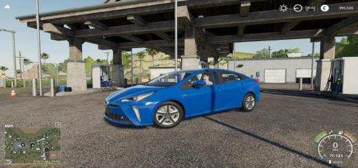 Photo of FS19 – 2019 Toyota Prius V1