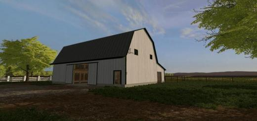 Photo of FS19 – 34X54 Barn V1