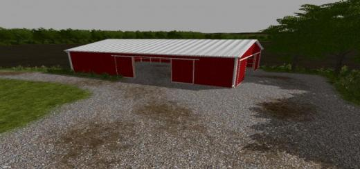 Photo of FS19 – 56X80 Cold Storage Building V1