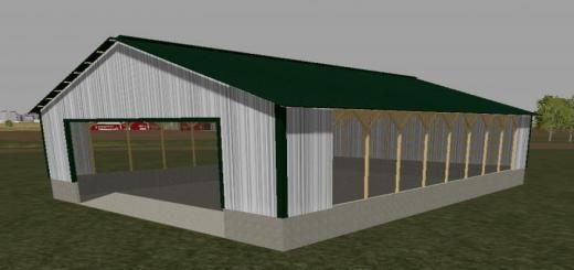 Photo of FS19 – 60 X 80 Storage Building V1