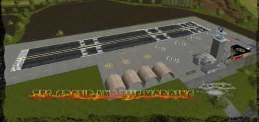 Photo of FS19 – Airport – Heliport V3