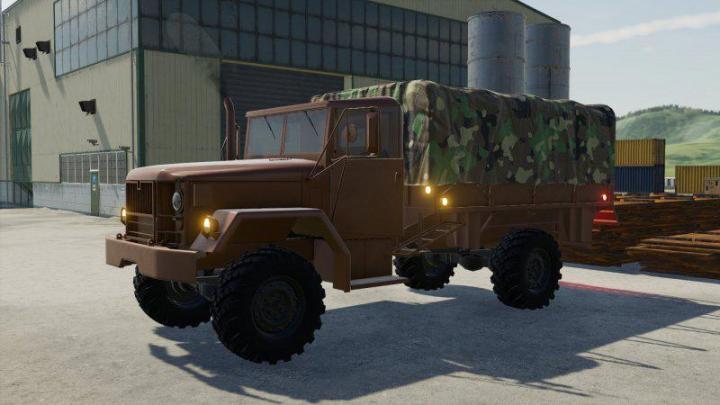 FS19 - Am General M35A2 V1