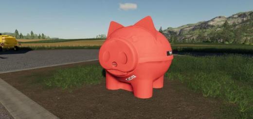 Photo of FS19 – Animal Fuel Tanks V1.0.0.1