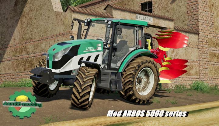 FS19 - Arbos 5000S V1