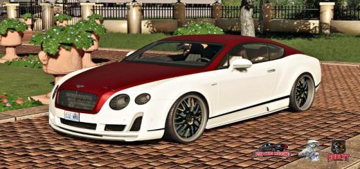 Photo of FS19 – Bentley Continental Gt V8S V1