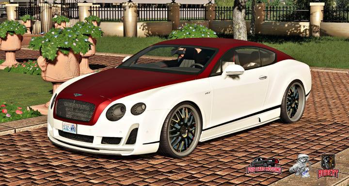 FS19 - Bentley Continental Gt V8S V1