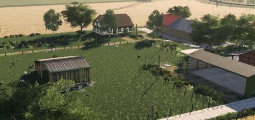 Photo of FS19 – Birkenfeld V6 Map V1