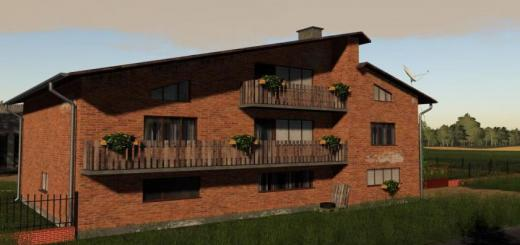 Photo of FS19 – Brick House V1