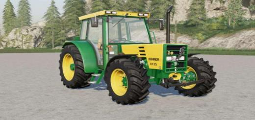 Photo of FS19 – Buhrer 6105 Tractor