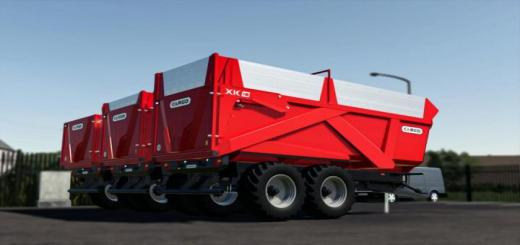 Photo of FS19 – Cargo Xk18 Trailer V1
