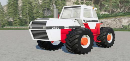 Photo of FS19 – Case 2870 Traction King V2