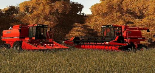 Photo of FS19 – Case Ih 1620 -1640 Harvester V1