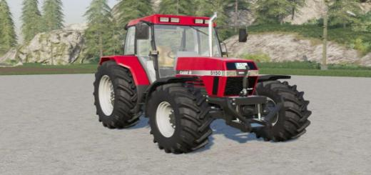 Photo of FS19 – Case Ih 5150 Maxxum V3