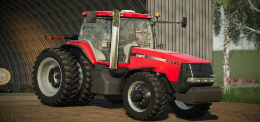 Photo of FS19 – Case Ih Magnum Mx Series V1