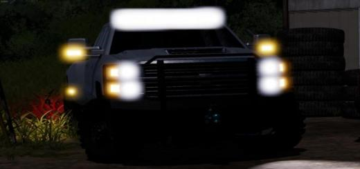 Photo of FS19 – Chevy Hd Highcountry Series V1
