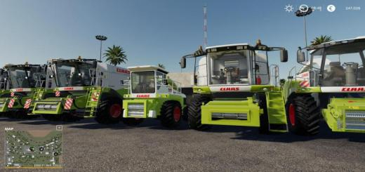 Photo of FS19 – Claas Pack V2
