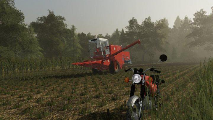 FS19 - Corn Adapter V1