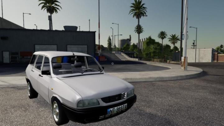 FS19 - Dacia 1310 V1
