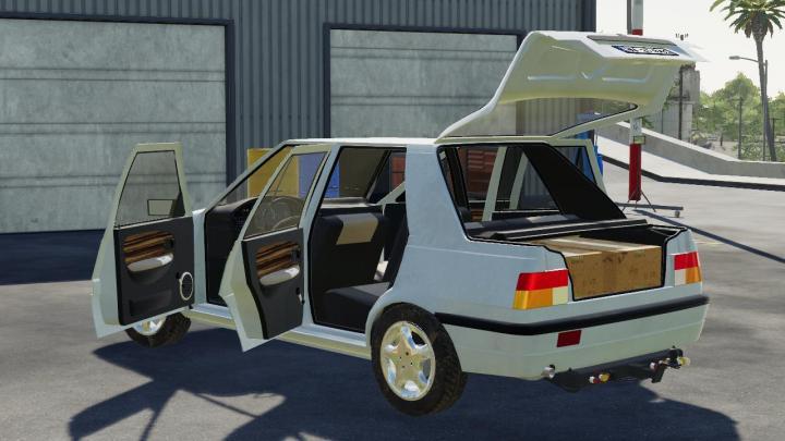 FS19 - Dacia Supernova V0.0.0.1