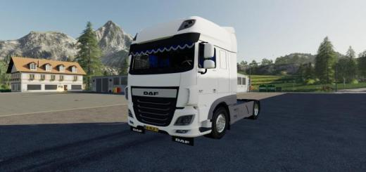 Photo of FS19 – Daf 106 Xf Superspacecab 460 V1