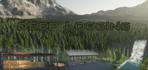 Photo of FS19 – Deep Logging V2