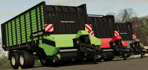 Photo of FS19 – Deutz Fahr Rotormaster 5526 V1