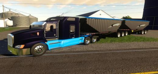 Photo of FS19 – Doepker Legacy Super B-Train V1