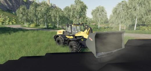Photo of FS19 – Earth, Gravel, Sand And More To Build On Maps V1