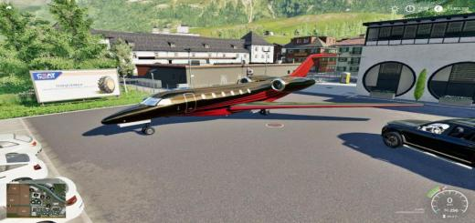 Photo of FS19 – Ed19 Learjet75 V1
