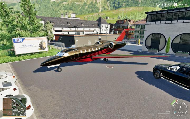 FS19 - Ed19 Learjet75 V1