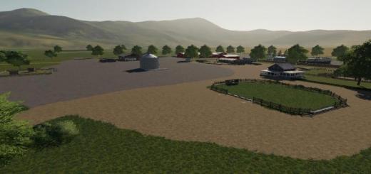 Photo of FS19 – Eureka Farms Map V1