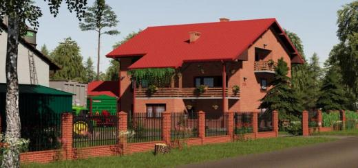 Photo of FS19 – Farmhouse For Decorating V1