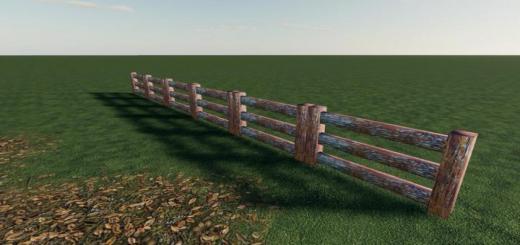 Photo of FS19 – Fence V1