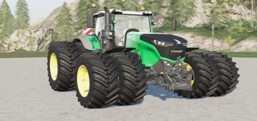 Photo of FS19 – Fendt 1000 Vario Tractor V2