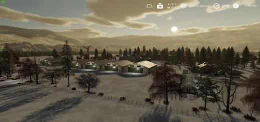 Photo of FS19 – Freedom Farm Map V1