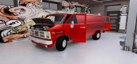 Photo of FS19 – Gmc Vandura Stories 83 V1