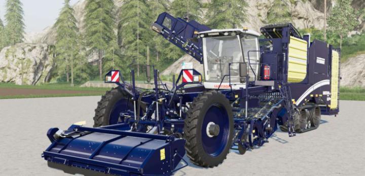 FS19 - Grimme Varitron 470 Platinum Terra Trac V2
