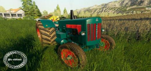 Photo of FS19 – Hanomag Robust 800 Made V1