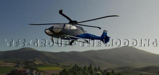 Photo of FS19 – Helico Civil Air V2