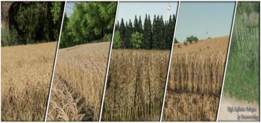 Photo of FS19 – High Definition Foliagen Pack V1