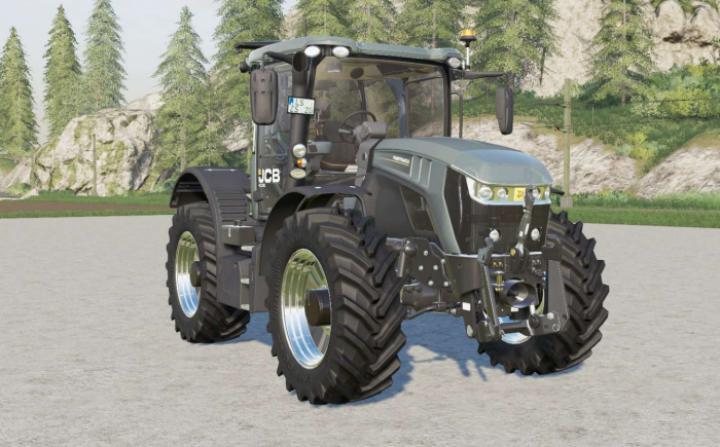 FS19 - Jcb Fastrac 4000 V2