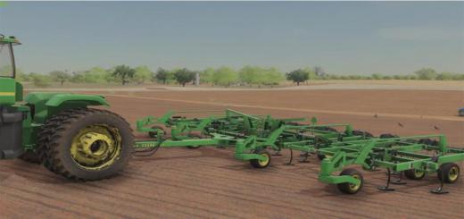 Photo of FS19 – John Deere 2410 Plow V1